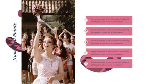 Wedding Agency After Effects Template