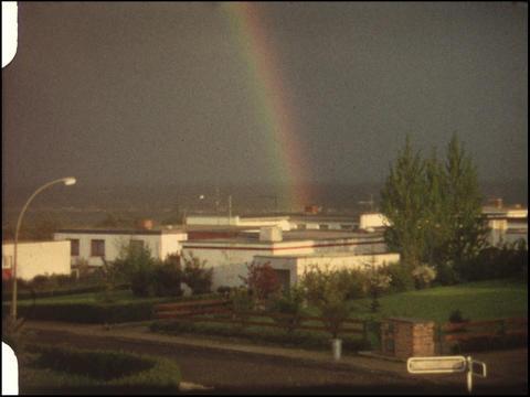 Rainbow 1 Footage