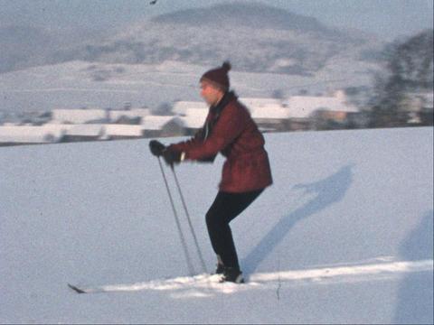 Ski vacation 15 Footage