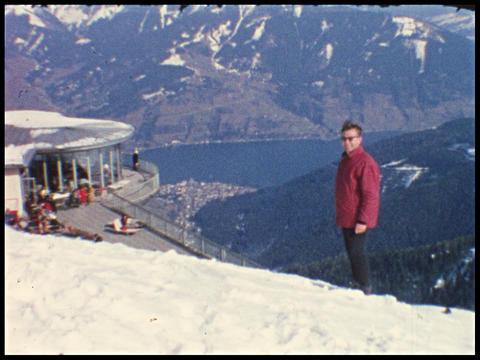 Ski vacation 04 Footage