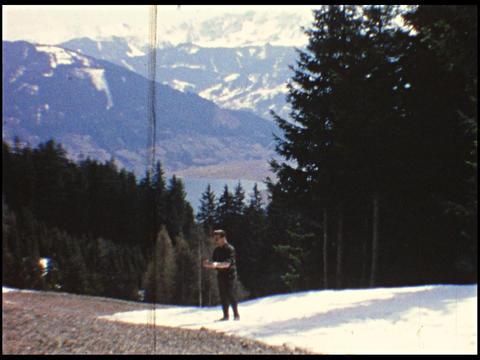Ski vacation 07 Footage
