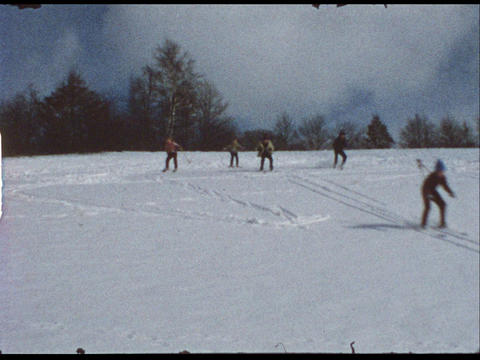 Ski lesson 11 Footage