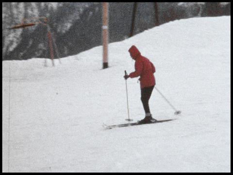 Skiing 07 Footage
