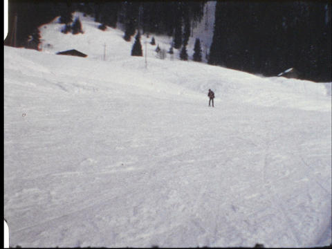 Skiing 11 Live Action