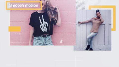 Minimal Gallery Premiere Pro Template