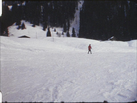 Skiing 12 Live Action