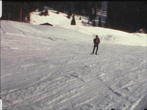 Skiing 13 Footage