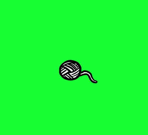 Ball of wool Animation