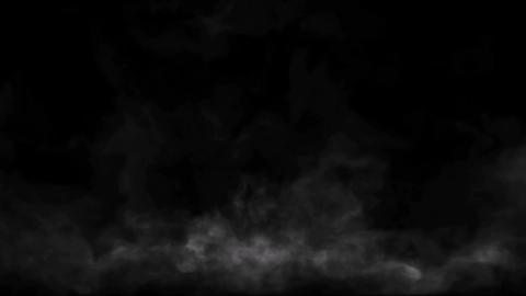 Design Elements Frontal Smoke Wave 2 Animation