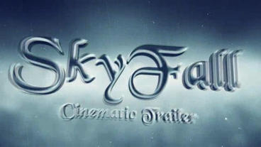 SkyFall After Effects Project