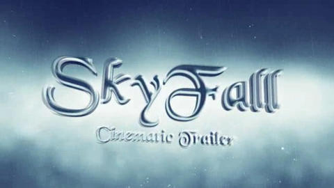 SkyFall After Effects Template