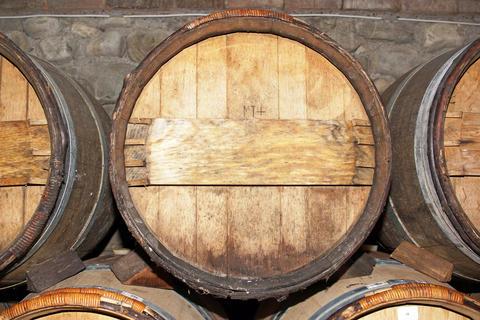 Wine cellar, Georgia Photo