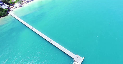 Koh Tao Island Aerial Shots