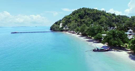 Koh Tao Island Aerial Shots 0