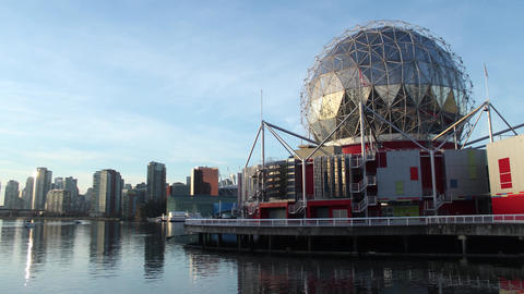 Vancouver False Creek Sunset Hyperlapse Footage