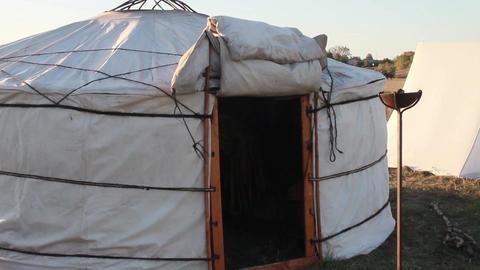 Yurt Footage