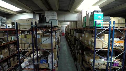 Warehouse Strorage Facility No People Image
