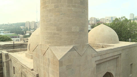 Minaret of the Shah's Mosque Archivo