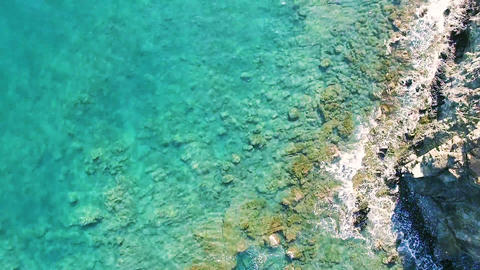 Phaselis Bay Aerial Shots 1