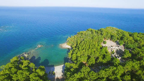 Phaselis Bay Aerial Shots 2