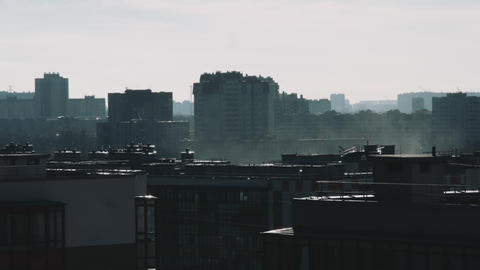 residential area at day Footage