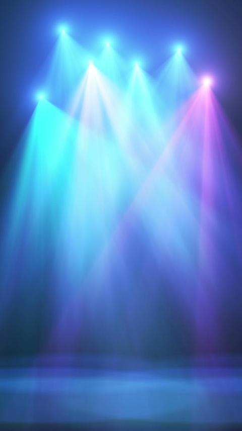 [Vertical Video]Spotlight 動画素材, ムービー映像素材