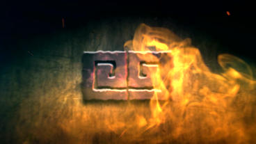 HOT STEEL LOGO After Effects Template