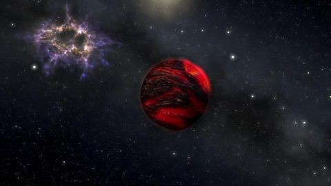 4K Birth of a Planet Concept Cinematic 3D Animation v2 3 Animation