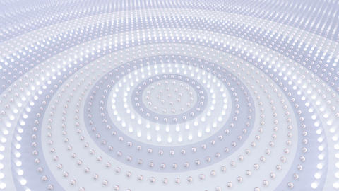 LED Wall 18 3 Circle Mc1 4k Animation