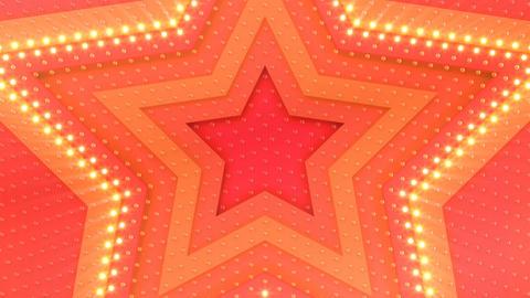 LED Wall 18 3 Star Fa1 4k CG動画