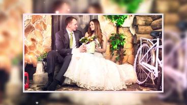 Wedding Slideshow 애프터 이펙트 템플릿
