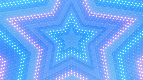 LED Wall 18 3 Star Mb1 4k CG動画