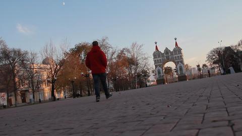 The Arc de Triomphe Footage