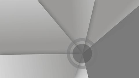 Radial rotating background transition design element - 2