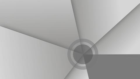 Radial rotating background transition design element - 3