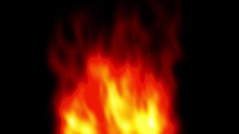 fire00022 動画素材, ムービー映像素材