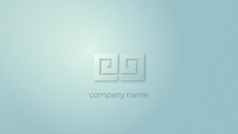 White Logo Premiere Pro Template