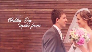 Wedding Text Presets Plantilla de After Effects