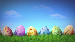 Easter Egg Garden 1