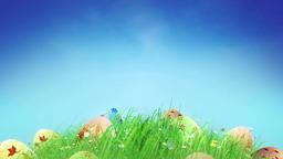 Easter Egg Garden (3) CG動画素材