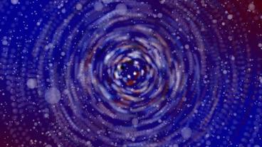 Particles Logo Animation Plantilla de After Effects