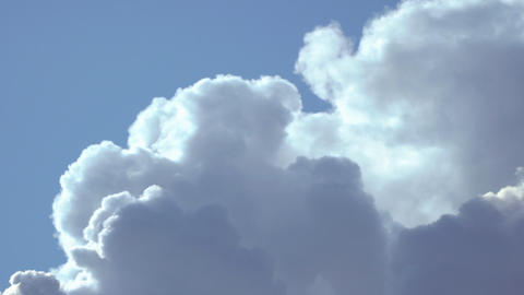 Movement of clouds or smoke Footage
