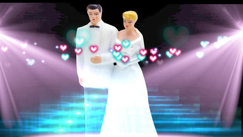WEDDING CEREMONY Animation