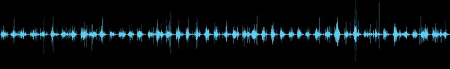 Footsteps Running on Debris loop Sound Effects
