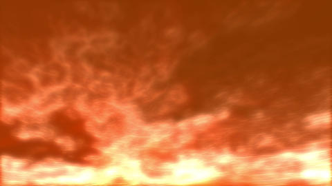 Abstract flame background, loops seamlessly ビデオ