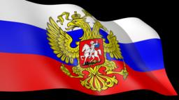 Flag Of Russia 1280 Animation