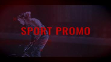 Sport promo After Effectsテンプレート