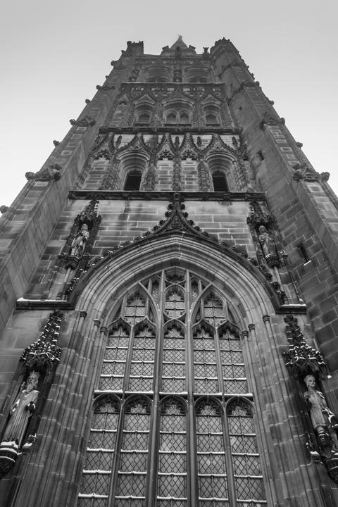 Holl Trinity Church, Broadgate, Coventry, England Photo