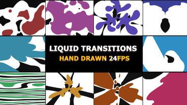 Dynamic Splash Transitions Premiere Pro Template