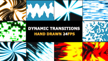 Dynamic Elemental Transitions PR模板